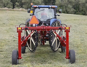 SITREX SPA - AGRICULTURAL MACHINERY - ITALY